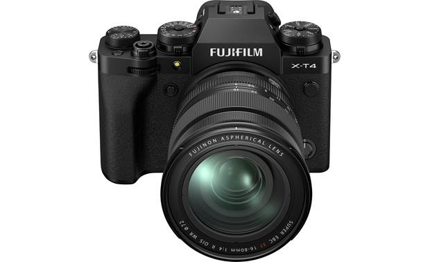 Fujifilm X-T4 Kit Direct front view