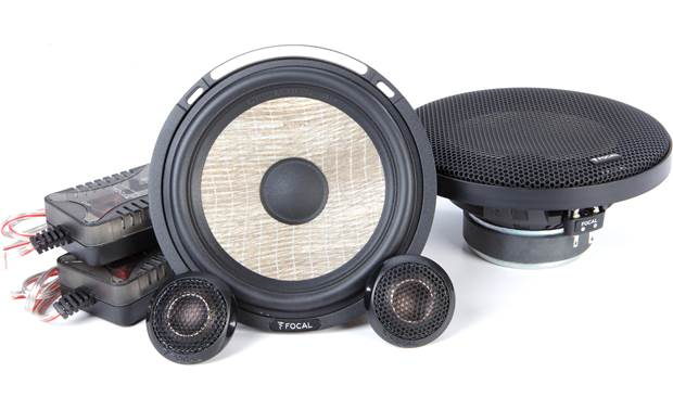 Focal PS 165 FE Step up to Flax Evo Series components