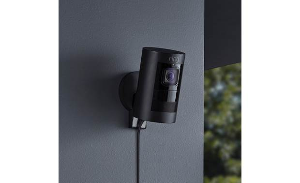 Ring Stick Up Cam Elite Weather-resistant for use indoors or out
