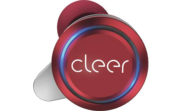 Cleer Ally On-ear touch pad for controlling music and calls