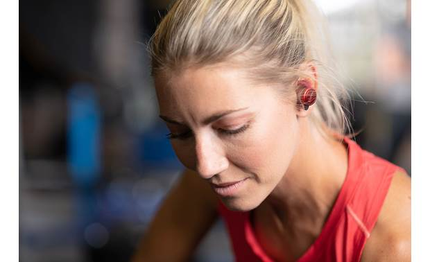 Cleer Ally Secure in-ear fit