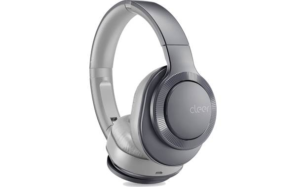 Cleer Audio Flow II Sleek, durable noise-canceling headphones with built-in Bluetooth 5.0