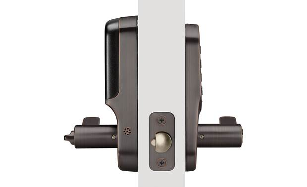 "Yale Real Living Assure Lever Keypad Lock (YRL216) with Wi-Fi Module Powered by 4 ""AA"" batteries"