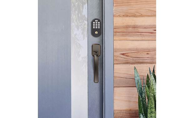 Yale Real Living Assure Lock Keypad Deadbolt (YRD216) Locks with one touch