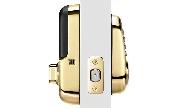 Yale Real Living Assure Lock Keypad Deadbolt (YRD216) with Z-Wave® Powered by 4
