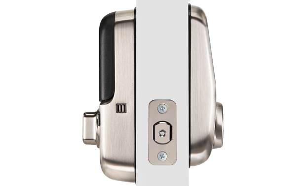 "Yale Real Living Assure Lock Touchscreen Deadbolt (YRD226) with Wi-Fi Module Powered by 4 ""AA"" batteries"