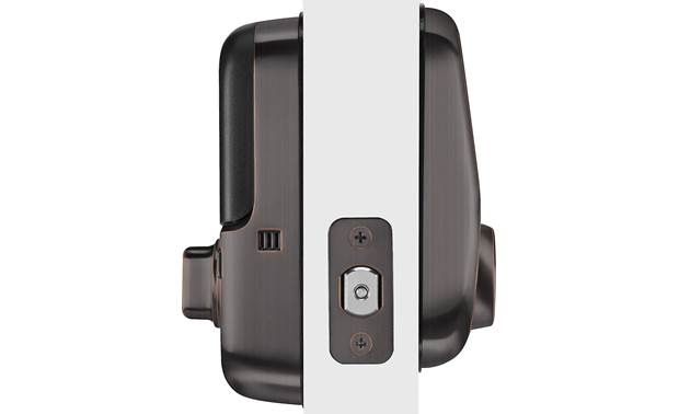 "Yale Real Living Assure Lock Touchscreen Deadbolt (YRD226) with Connected by August kit Powered by 4 ""AA"" batteries"