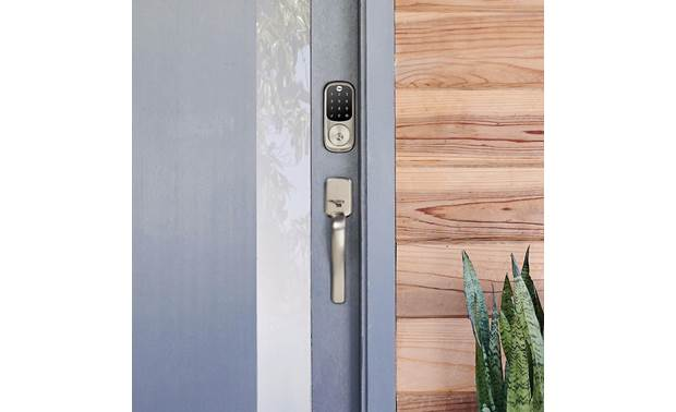 Yale Real Living Assure Lock Touchscreen Deadbolt (YRD226) with Z-Wave® Locks with one touch
