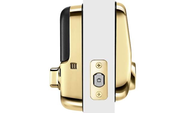 Yale Real Living Assure Lock Touchscreen Deadbolt (YRD226) with Z-Wave® Powered by 4