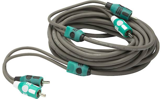 Kicker Marine Series RCA Patch Cables Front