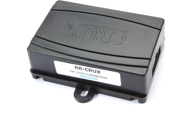 Crux CS-CR41 Wiring Interface Other