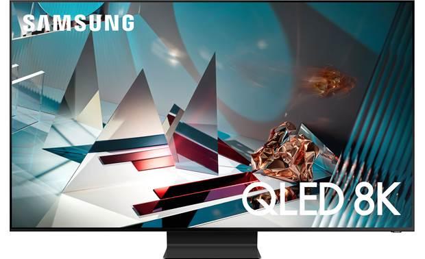 Samsung Qn82q800t 82 Q800t Smart Qled 8k Uhd Tv With Hdr 2020 At Crutchfield