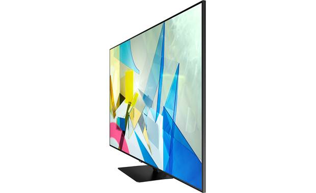 Samsung QN85Q80T Extreme angle