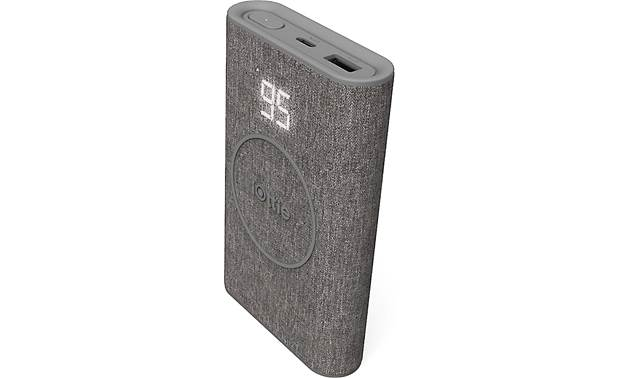 iOttie iON Wireless Go Power Bank Front