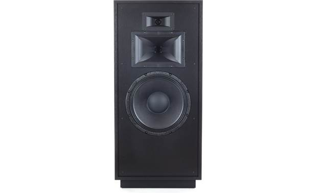 Klipsch Heritage Forte IV Front view, no grille