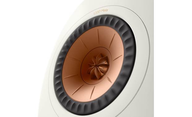 "KEF LS50C Meta Uni-Q® driver array technology makes your entire room sound like the ""sweet spot"""