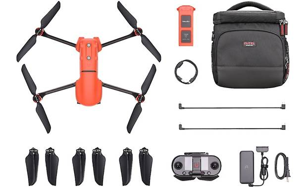 Autel Robotics EVO II Plus On The Go Bundle Package includes additional accessories to keep you in the air longer
