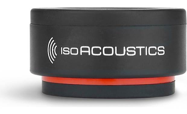 IsoAcoustics ISO-PUCK mini Shown from side