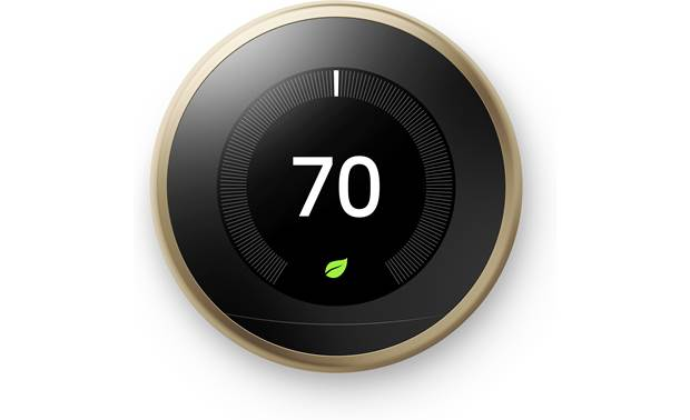 Nest Learning Thermostat, 3rd Generation Front