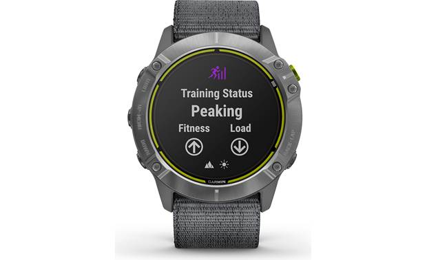 Garmin Enduro Training tracking
