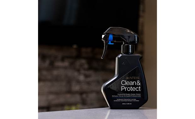 Austere Home Theater V Series Collection Clean and Protect™ cleaning kit keeps your gear looking sharp