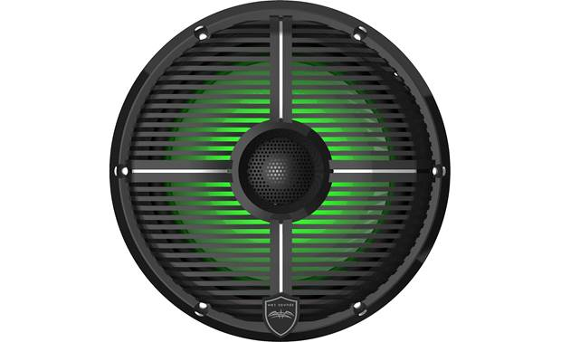 Wet Sounds REVO 8 XW-B subwoofer not included