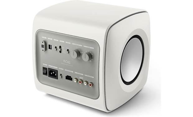 KEF KC62 Fine tune your bass with a suite of helpful controls