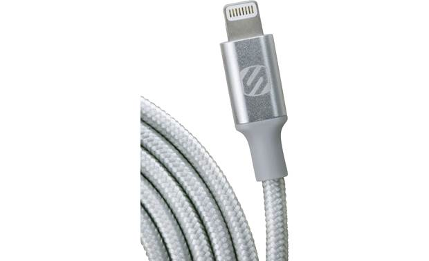 Scosche StrikeLine™ USB-A to Lightning® Cable Other