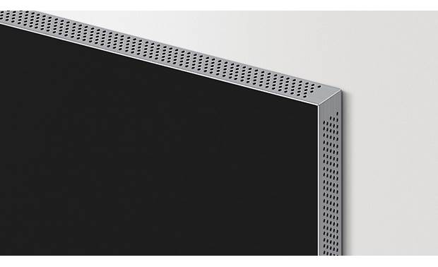 Samsung QN65QN900A Speakers built into the edge of the TV help track sounds as they move across the screen