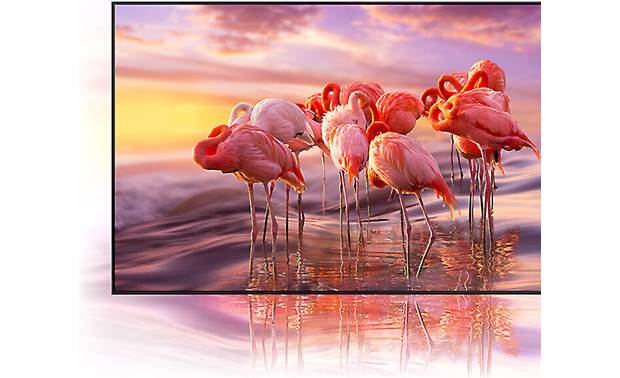 Samsung QN65QN900A TV can display up to a billion different shades of color for a rich, vibrant image