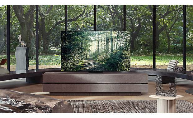"Samsung QN65QN900A 65"" screen fills your entertainment space with rich, realistic 8K visuals"