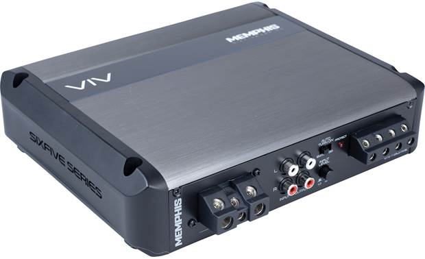 Memphis Audio VIV750.1V2 Get more out of your subwoofer with a combination of power and equalization