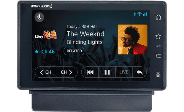 SiriusXM SXWB1V1 TOUR with 360L