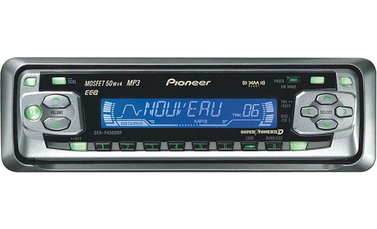Pioneer DEH-P4500MP Front