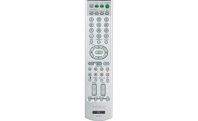 Sony KDF-50WE655 Remote