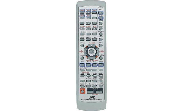 JVC HX-GD8 Remote