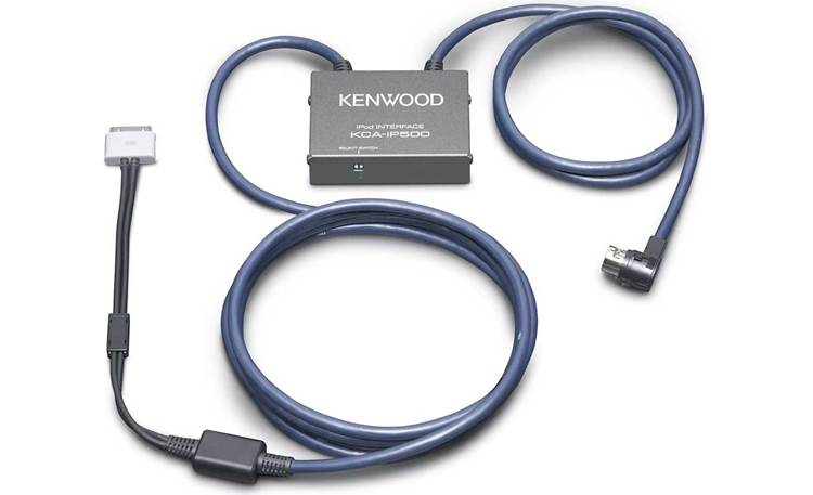 Kenwood KCA-iP500 iPod® Control Interface Front