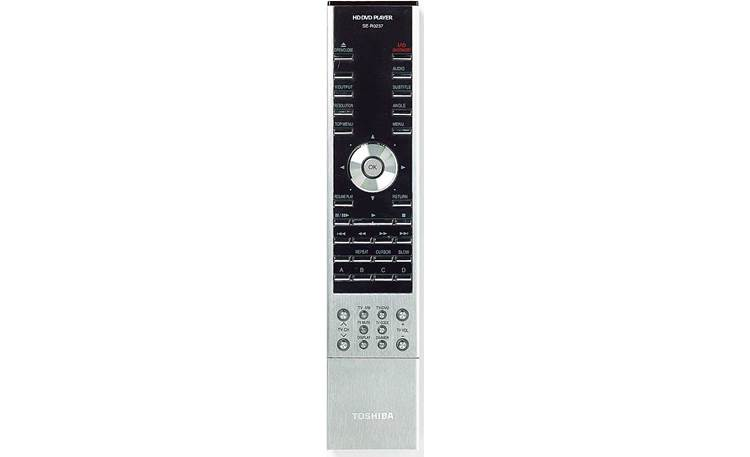 Toshiba HD-A1 Remote