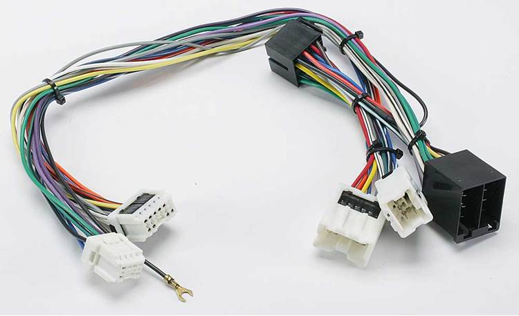 Nissan/Infiniti Bluetooth® Wiring Harness Front
