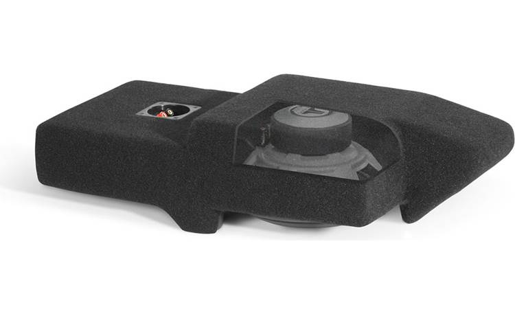 JL Audio Stealthbox® Cut-away view