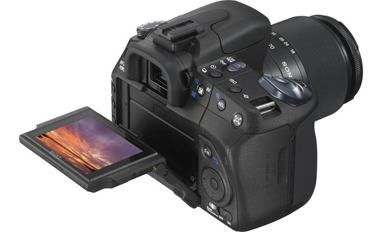 Sony DSLR-A300 Kit Tilting LCD