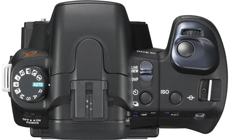 Sony DSLR-A300 Kit Top (without lens)