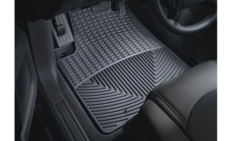 WeatherTech All-Weather Floor Mats 2008 Saturn Outlook - your liner's appearance may differ