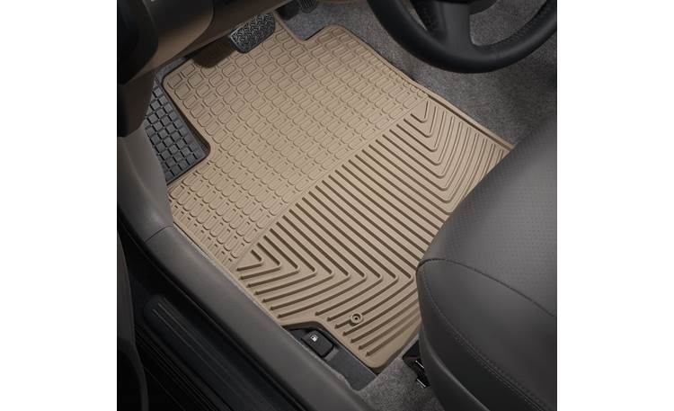 WeatherTech All-Weather Floor Mats Representative photo - your liner's appearance may differ