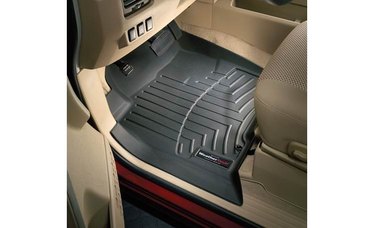 WeatherTech DigitalFit® FloorLiners™ 2006 Armada