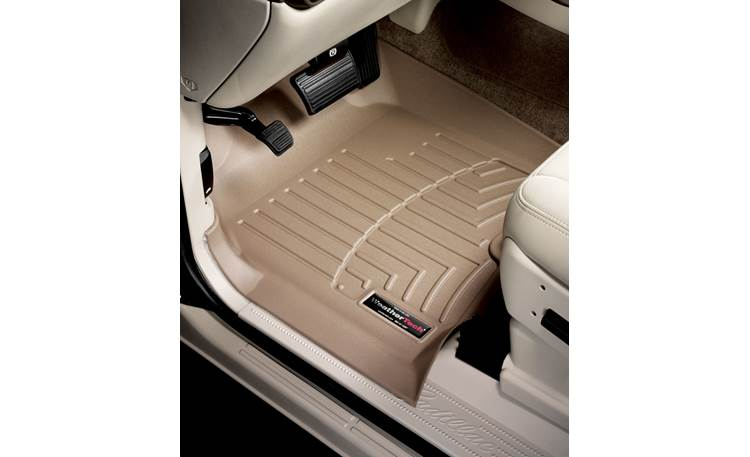 WeatherTech DigitalFit® FloorLiners™ Representative photo - your liner's appearance may differ