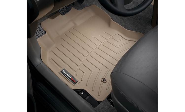 WeatherTech DigitalFit® FloorLiners™ Representative photo