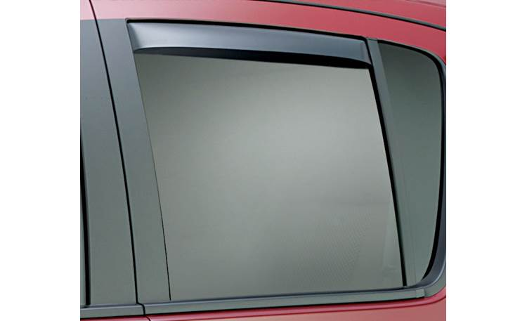 WeatherTech Side Window Deflectors 2006 Nissan Armada