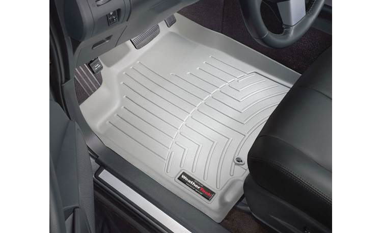 WeatherTech DigitalFit® FloorLiners™ Representative photo - appearance may vary