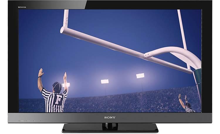 "Sony KDL-60EX500 60"" BRAVIA® 1080p LCD HDTV with 120Hz blur reduction at  Crutchfield"